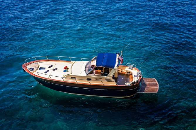 Full-Day Small-Group Boat Excursion from Positano, Praiano or Amalfi to Capri