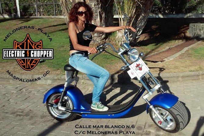 Maspalomas Chopper Tour