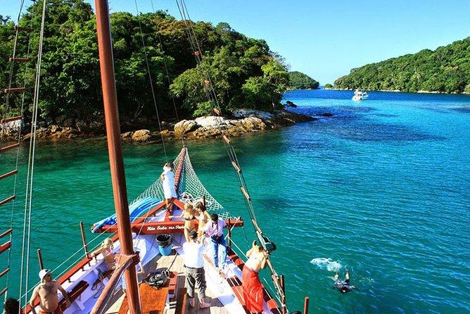 Ilha Grande Tour di un Giorno da Rio de Janeiro