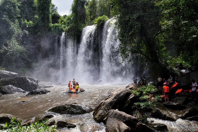 Private Kulen Mountain and Beng Mealea Temple Tours