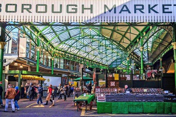 Borough Market Tasting med Epicure Master