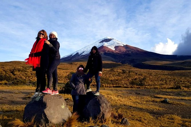 Tour Volcán Cotopaxi De 1 Dia