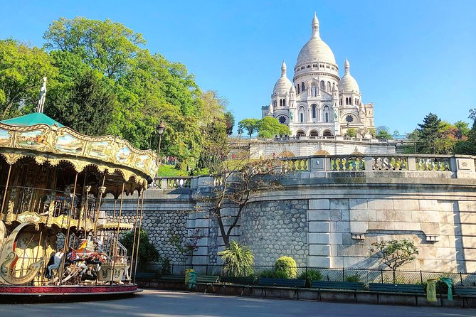 Fat Cat gets the Early Bird: Montmartre