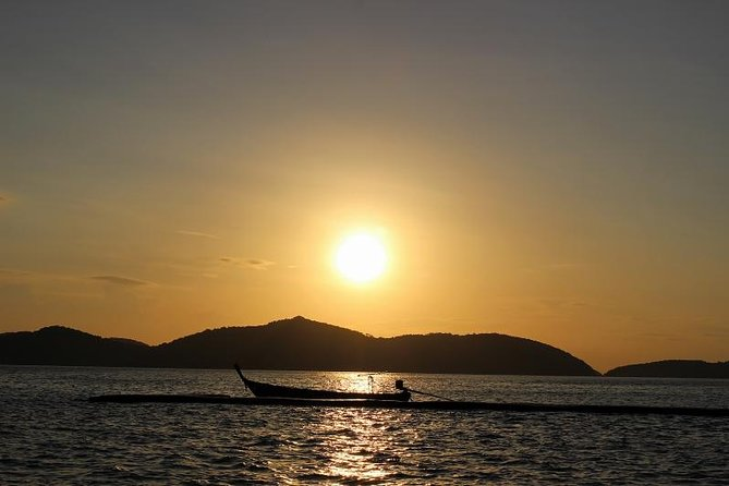 Phi Phi Islands Sunrise by Speedboat