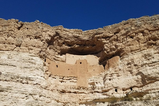 Montezuma Castle, Jerome and Sedona Day Tour From Scottdale or Phoenix
