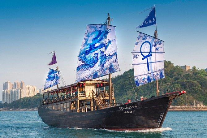 Hong Kong 'Aqua Luna' Dim Sum Cruise