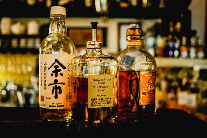 Sushi Pairing with Premium Japanese Liquor