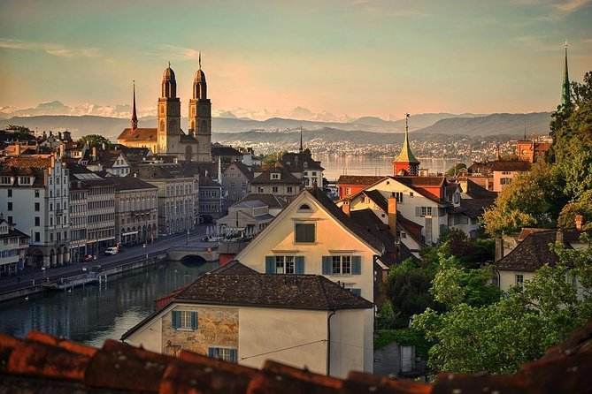 O melhor de Zurique, incluindo vistas panorâmicas em uma excursão a pé em pequenos grupos