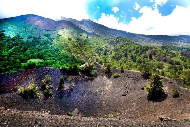 Etna Wine and Alcantara