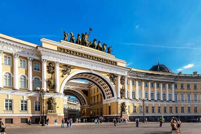 One-Day Tour with Hermitage Museum, Impressionists and Yusupov Palace