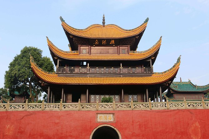 Private Day Tour to Dongting Lake, Yueyang Tower from Changsha