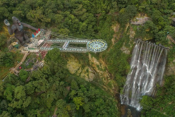 Private Day Tour To Gulong Canyon Glass Bridge From