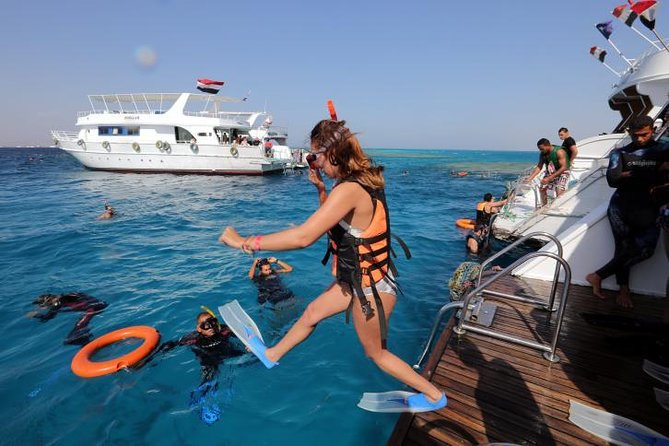 Red Sea Snorkeling Tour from Hurghada