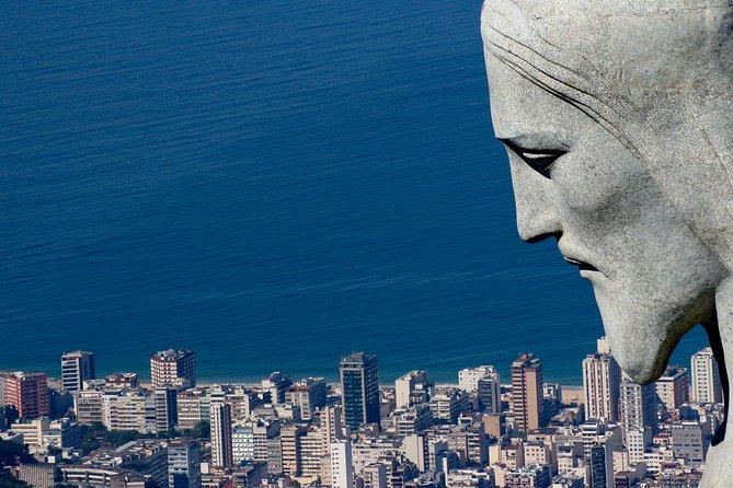 Rio de Janeiro: Corcovado, Christ the Redeemer, Sugar Loaf & Beaches with lunch