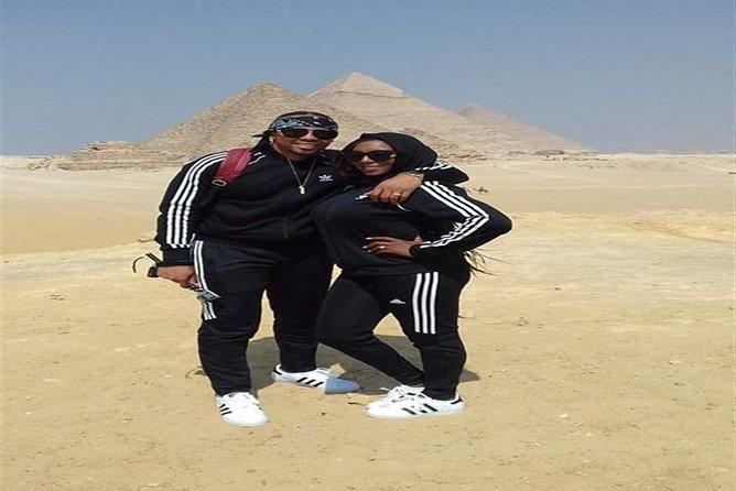 Private day Tour: Giza Pyramids, Sphinx, Memphis, Sakkara