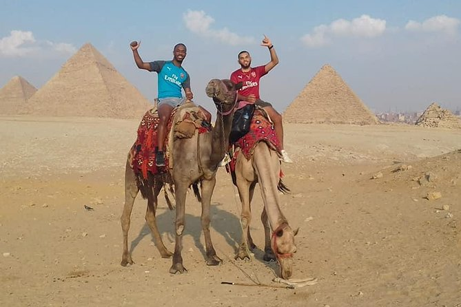 Private Half Day Tour to Giza Pyramids with Camel Ride