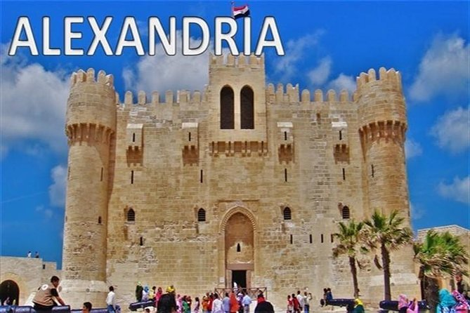 Full-Day Tour Alexandria from Cairo