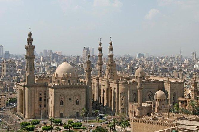 Private Tour: Alabaster Mosque, Sultan Hassan, Khan el-Khalili