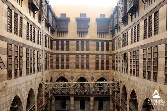 Day tour to Al Tannoura Egyptian Heritage Dance Troupe Cairo in Egypt