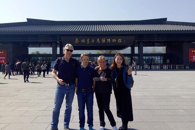 All-Inclusive Customizable Terracotta Warriors Private Tour in Xian photo 1