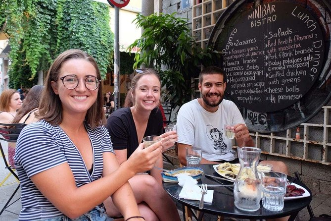 Athens Sights Highlights eBike Tour with Local Food Tastings