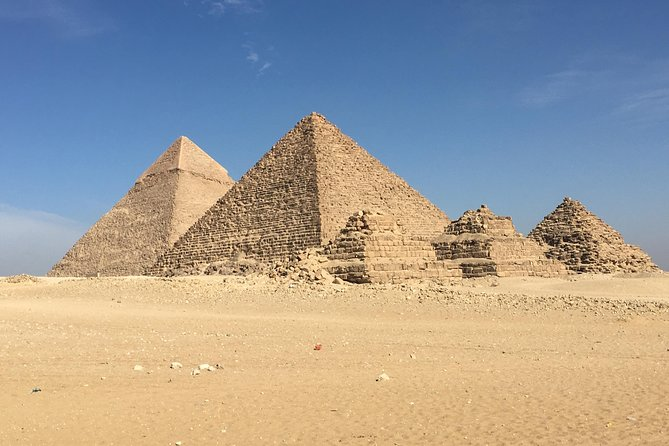 Full day tour to Giza Pyramids, Sakkara & Dahshur with private guide photo 2
