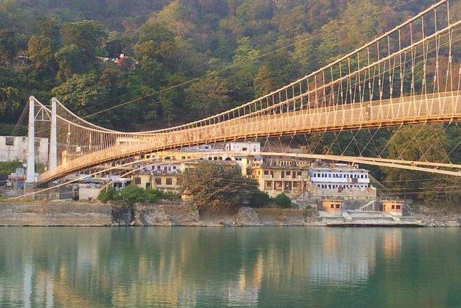 Explore the spiritual side of Rishikesh