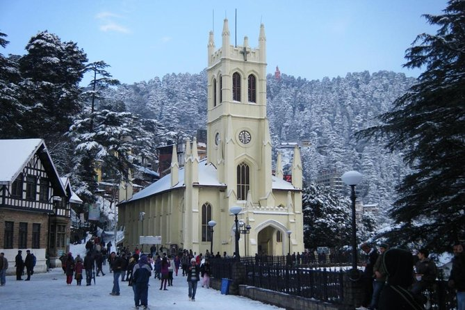 Heritage Walk In Shimla With Lunch