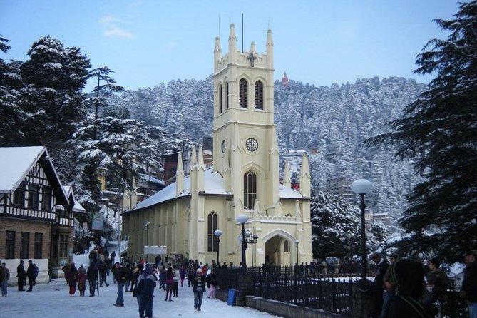 Heritage Walk In Shimla