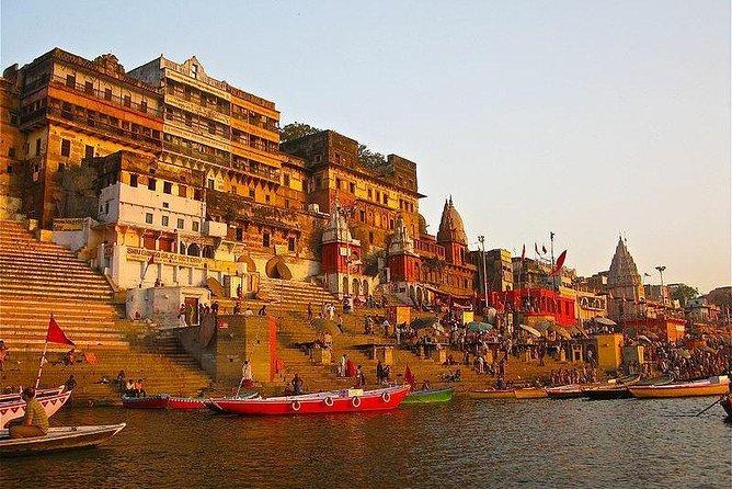 Half-Day Walking Tour Of Varanasi