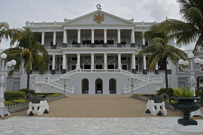 Guided Tour Of Falaknuma Palace, Hyderabad With High Tea