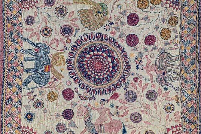 Discover Kantha Stitch Painting In Kolkata