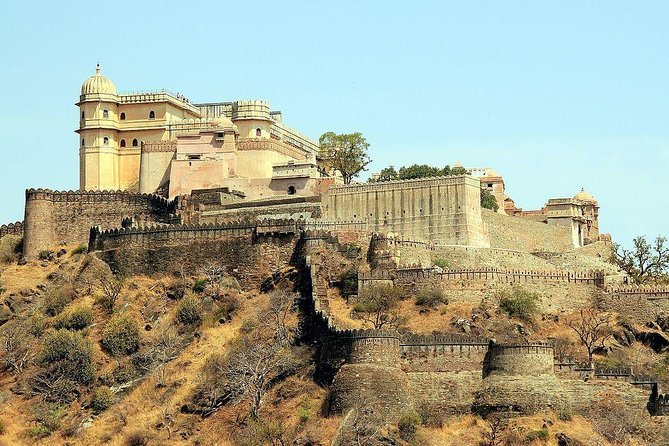Day Excursion To Kumbhalgarh Fort From Udaipur With Lunch