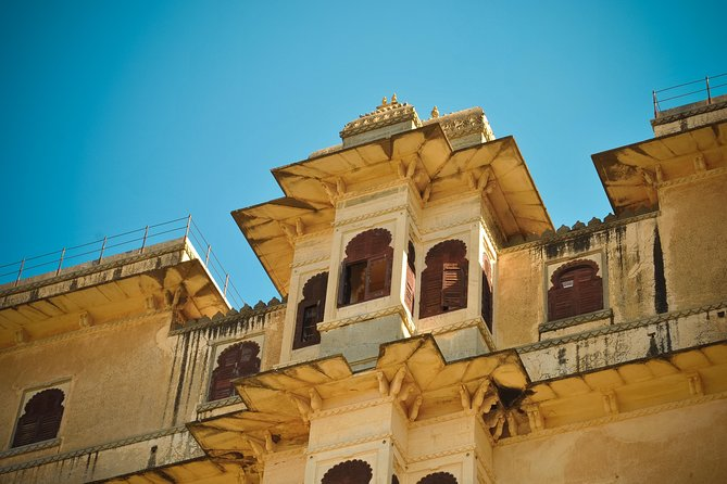 Day Excursion To Kumbhalgarh Fort From Udaipur