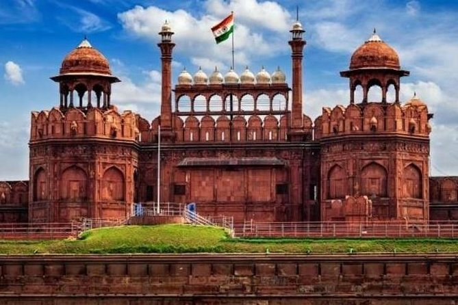 Explore The Red Fort With Private Guide And Breakfast
