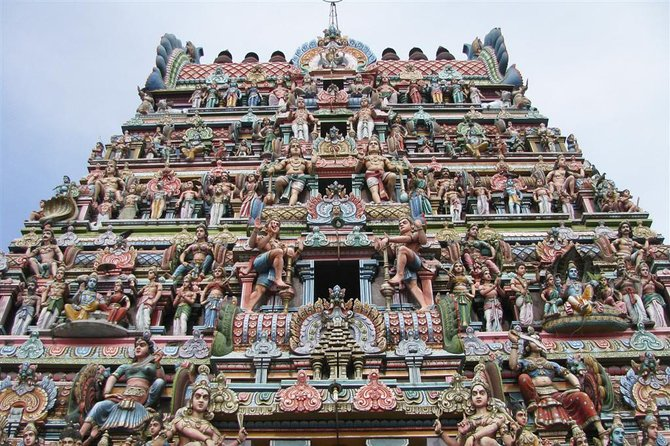 Explore Navagraha Temples Of Mars, Mercury & Ketu From Trichy
