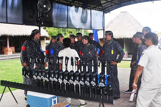 Bali Paintball included Hotel transfer and Lunch