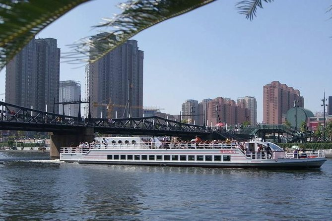 Tianjin City and Haihe River Boating Tour from Beijing by High-speed Train