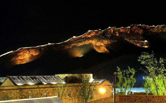 Private Evening Beijing Layover Tour to Gubei Water Town and Simatai Great Wall