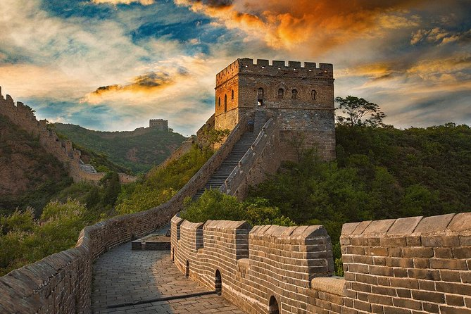 All Inclusive Private Beijing Day Tour to Jinshanling Great Wall with Cable Car photo 1