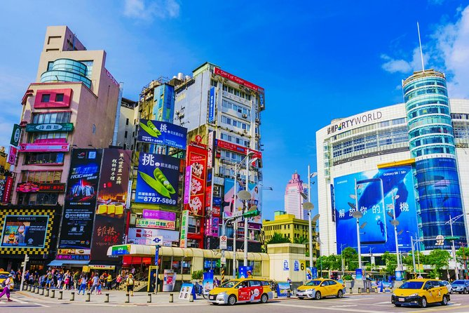 Taipei: Kickstart Your Trip