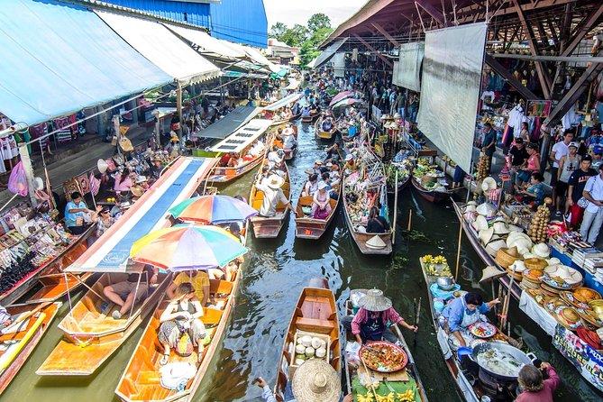 Bangkok: Floating Market Experience