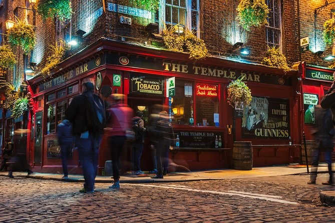 The Irish Pub Experience