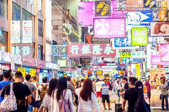 Hong Kong Markets Tour with a Local: 100% Personalized & Private