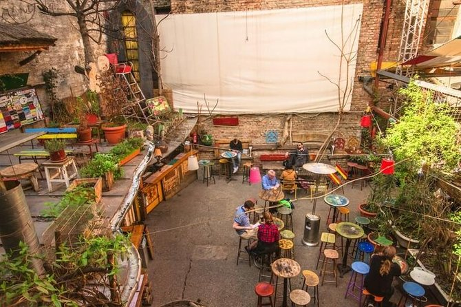 Bohemian Budapest: The Best Of Ruin Bars