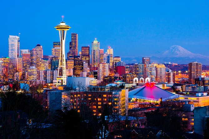 Must See Seattle Full Day Walking Tour