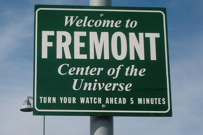 Seattle Off The Beaten Path: Discover Fremont