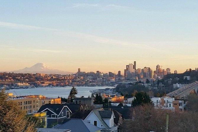 Kickstart to Seattle Walking Tour with a Local: Hidden Gems & Highlights Private