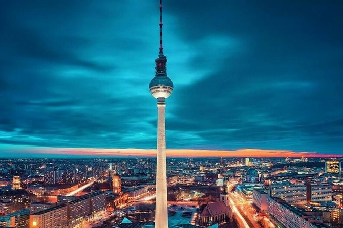 A half day in Berlin with a local: private & personalized