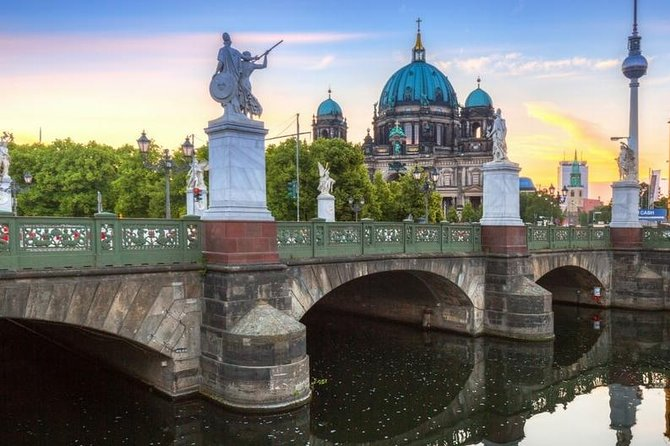 A Full Day In Berlin With A Local: Private & Personalized